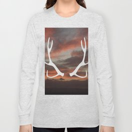 The stag of the North Long Sleeve T-shirt