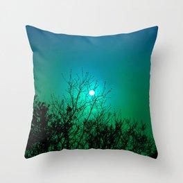 Firmamentum Throw Pillow