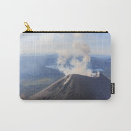 Karymsky Volcano Carry-All Pouch