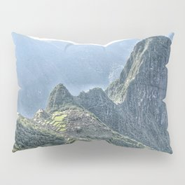The Lost City of The Incas Pillow Sham