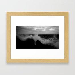 sea03 Framed Art Print