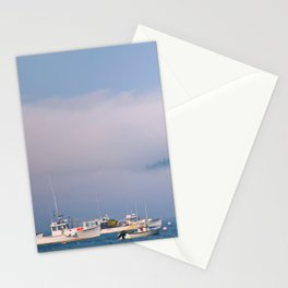 A Blue Summer Day Stationery Cards