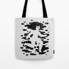 Escape to Another Dimension Tote Bag