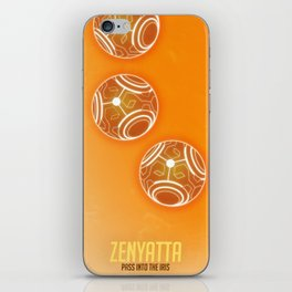 Zenyatta orb iPhone Skin