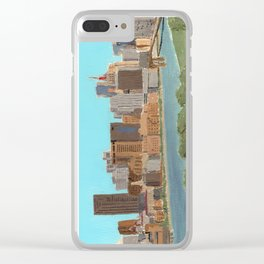 Overlook Clear iPhone Case