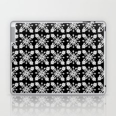 Key Pattern Black Laptop & iPad Skin