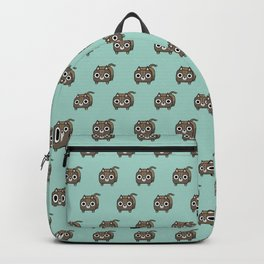 Cat Loaf - Brown Tabby Kitty Backpack