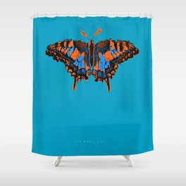 Fly baby  fly Shower Curtain