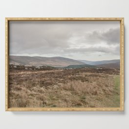 Wicklow Mountains National Park Serving Tray