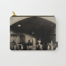 Alchemical Laboratory 1904 World's Fair, St. Louis Carry-All Pouch