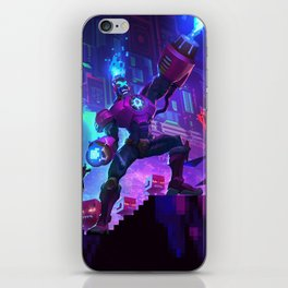 Arcade 2017 Battle Boss Brand Malzahar Ziggs Promo Wallpaper Background Official Art Artwork iPhone Skin