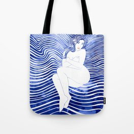 Water Nymph XLII Tote Bag
