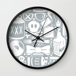 Dapper Wall Clock