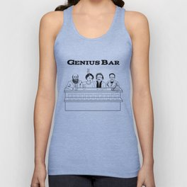 Genius Bar Unisex Tank Top