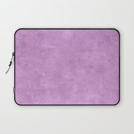 Violet Tulle Oil Pastel Color Accent Laptop Sleeve