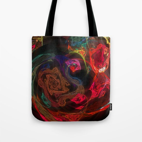 Invisible Walls Tote Bag