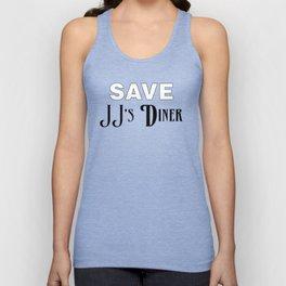 Save JJ's Diner Unisex Tank Top