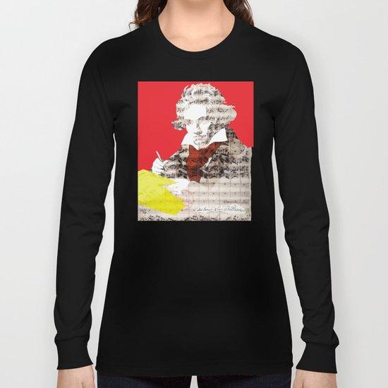Ludwig van Beethoven 1 Long Sleeve T-shirt