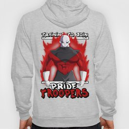 Training to join Pride Troopers - Jiren the Gray Hoody