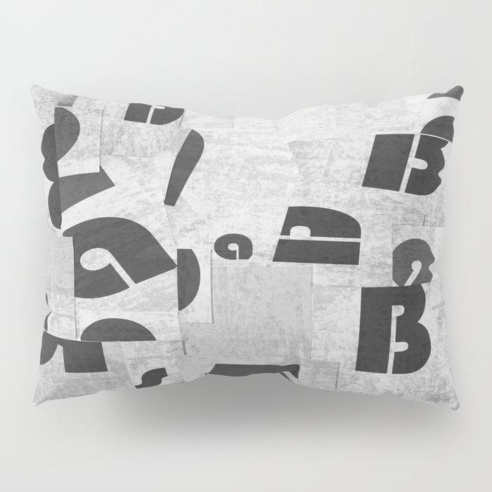 Abstract pattern 51 Pillow Sham