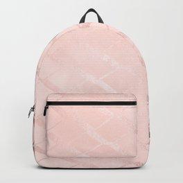 Rosegold Ribbon Backpack