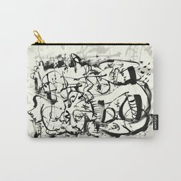 Hard Times Carry-All Pouch