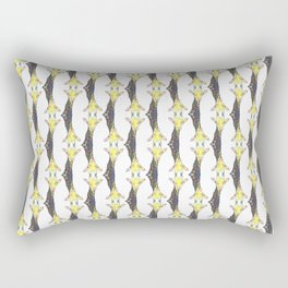 Multi Giraffe Rectangular Pillow