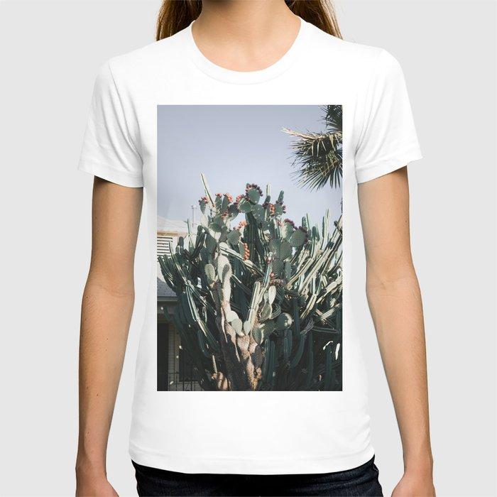 cactus garden T-shirt