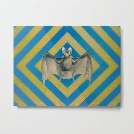 Bat Macumba Metal Print