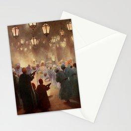 Kelly, Robert Talbot (1861-1934) - Egypt 1903, A Zikr Stationery Cards