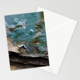 Teal Peal IV Stationery Cards