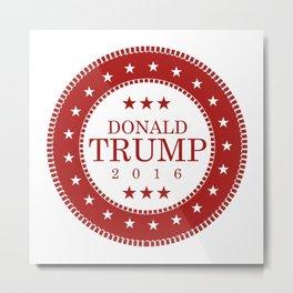 Trump 2016 Metal Print