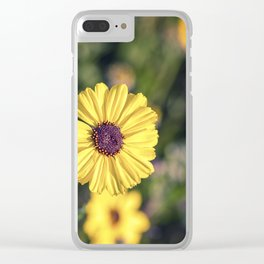 Nature's Smile Clear iPhone Case
