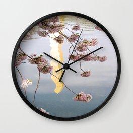 Washington Monument- DC Wall Clock
