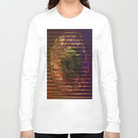 spiritual Long Sleeve T-shirts featuring Spiritual Conflict by Joseph Mosley