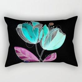 I MIEI FIORI Rectangular Pillow