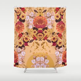 Nature Eye Shower Curtain