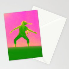 Walking In The Lihght Stationery Cards