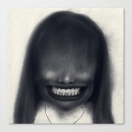 HOLLOW CHILD #04 Canvas Print