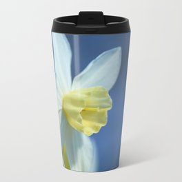Daffodil in Spring Travel Mug