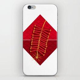 Firecrackers Vietnamese Lunar New Year Phao Tet Holiday iPhone Skin