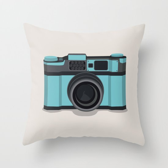 You Don't Take a Photograph... Throw Pillow