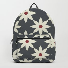 Dairy ceramic tile pattern Backpack
