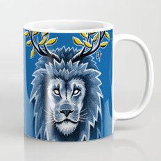 Deer Lion Mug