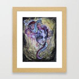Selkie Framed Art Print
