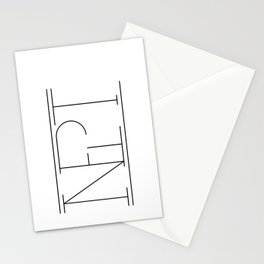 Inept Logo Stationery Cards