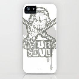 SAMURAI_SOUL iPhone Case