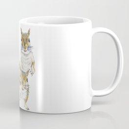 Two Squirrels Coffee Mug