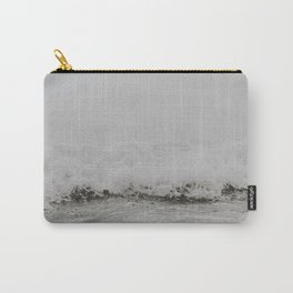 waves viii / portugal Carry-All Pouch