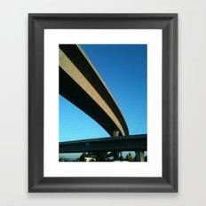 1d Framed Art Print